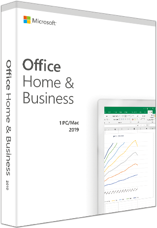 Microsoft Office Home & Business 2019 2